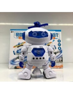 KUT.PİLLİ SESLİ PERVANELİ DANS EDEN ROBOT